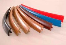 Кант Т-образный 16мм Текстурированный (200м/бух)