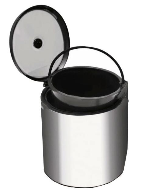 Сегрегатор для мусора, нержавеющая сталь, 11л